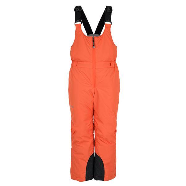 Dětské zimní lyžařské kalhoty KILPI DARYL-JB oranžová (kolekce 2019)