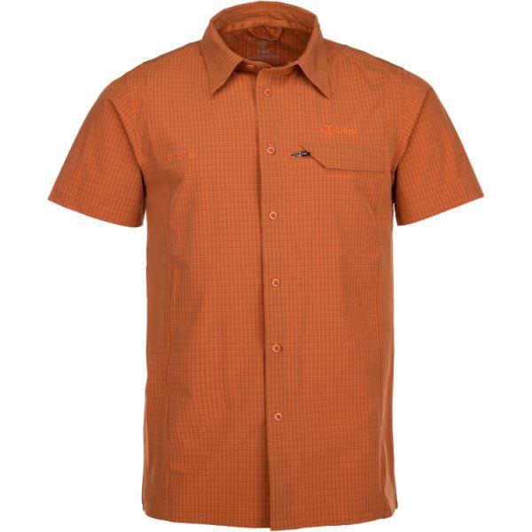 Pánská košile KILPI BOMBAY-M oranžová
