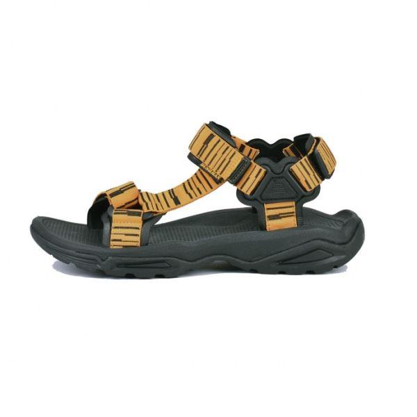 Unisex sandále BUSHMAN TRACK žlutá