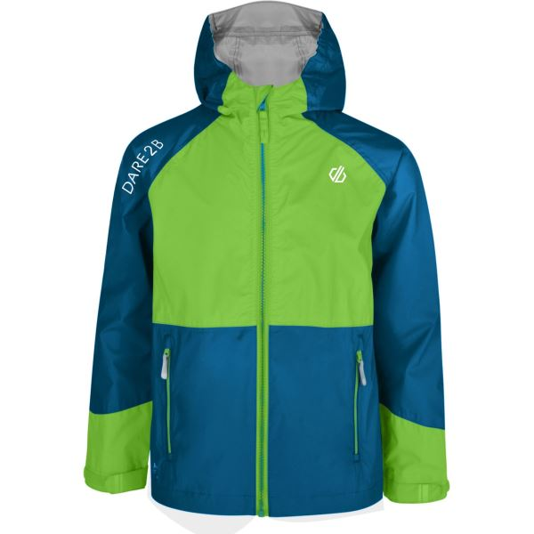 Dětská bunda Dare2b AFFILIATE modrá/zelená