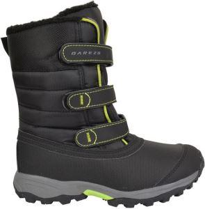 Dětské zimní boty Dare2b SKIWAY Jnr černá/zelená
