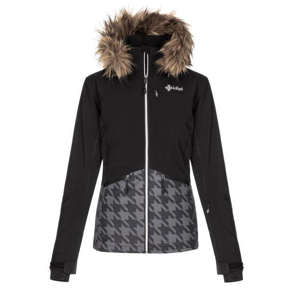 Dámská zimní lyžařská bunda KILPI TESSA-W černá