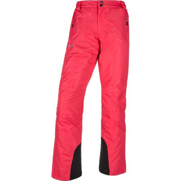 Dámské lyžařské kalhoty KILPI GABONE-W růžová