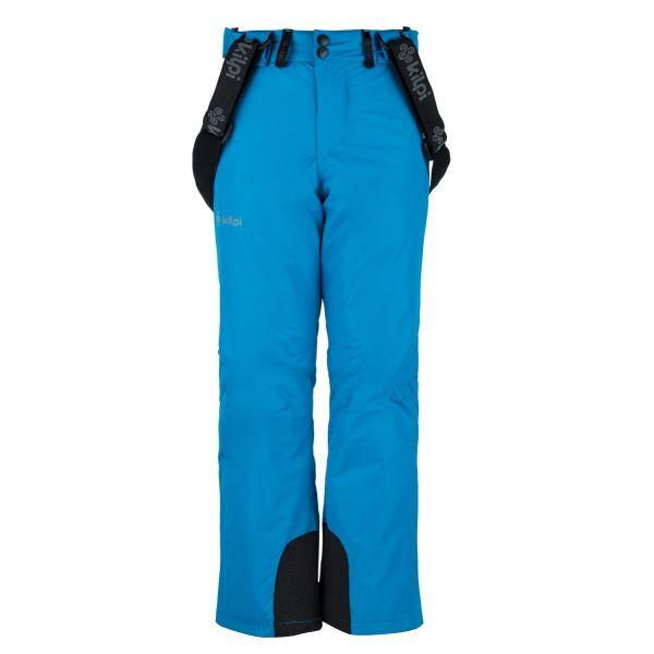 Dětské lyžařské kalhoty KILPI MIMAS-JB modrá