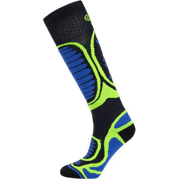Dětské lyžařské ponožky KILPI ANXO-J modrá