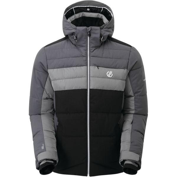Pánská zimní bunda Dare2b DENOTE černá/šedá