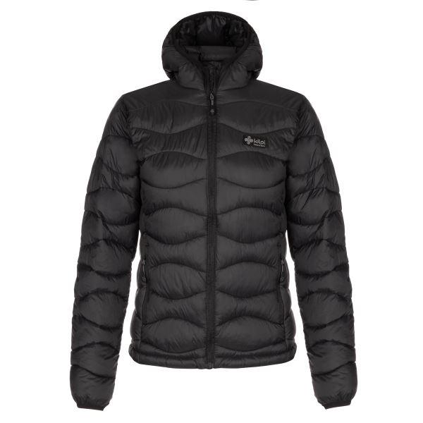 Dámská zimní prošívaná bunda KILPI REBEKI-W černá