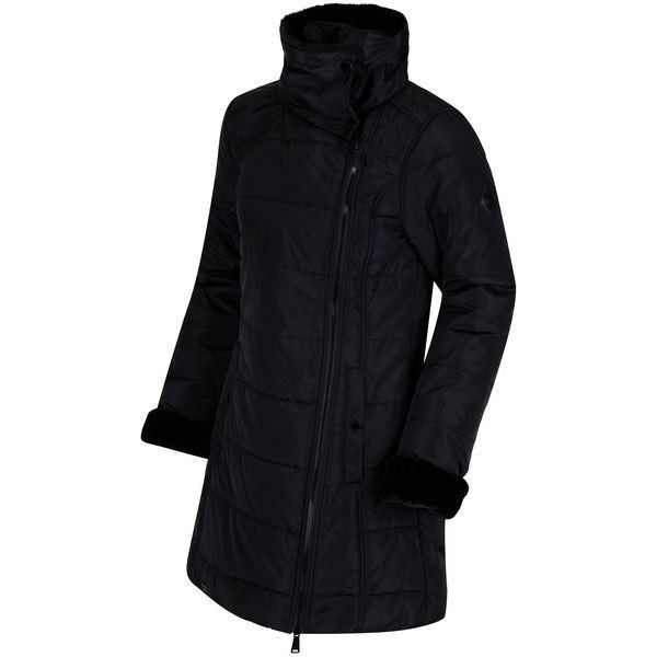 Dámský zimní kabát Regatta PENTHEA černá