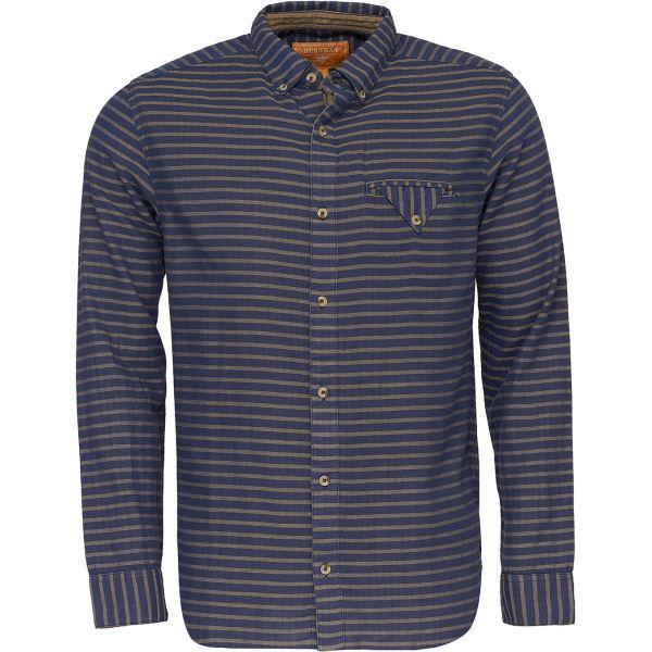 Pánská košile BUSHMAN REFUGIO tmavě modrá