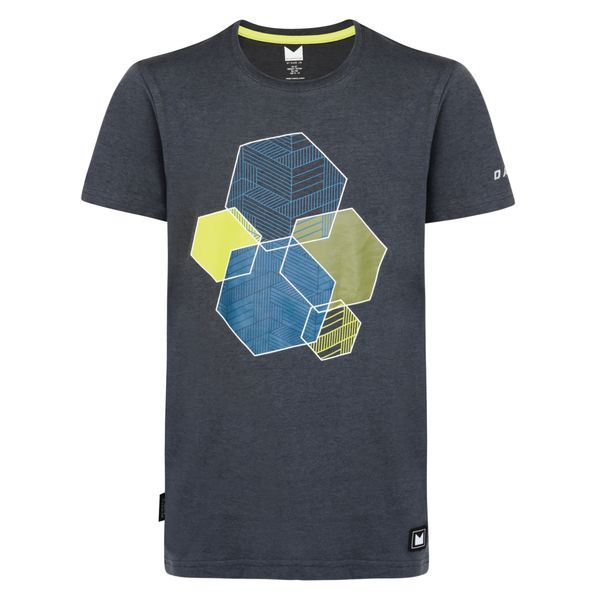 Dětské tričko Dare2b ORDAIN Tee tmavě šedá