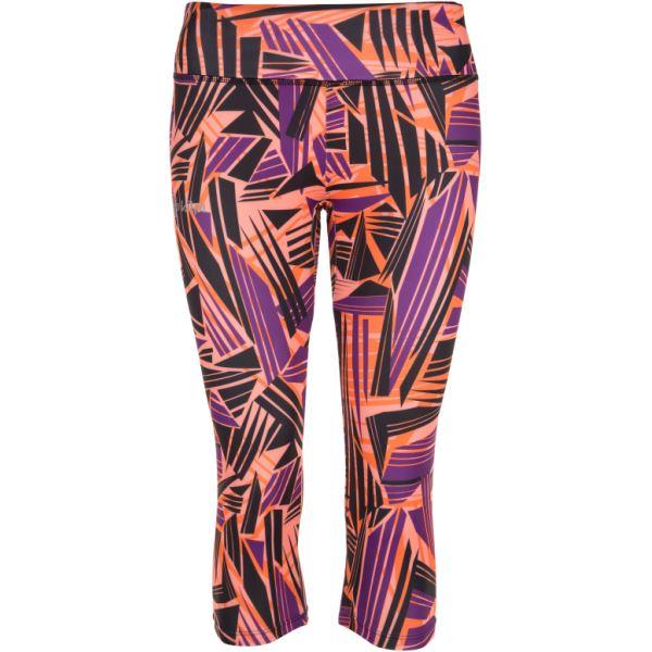 Dámské sportovní 3/4 kalhoty KILPI SOTILAS-W oranžová
