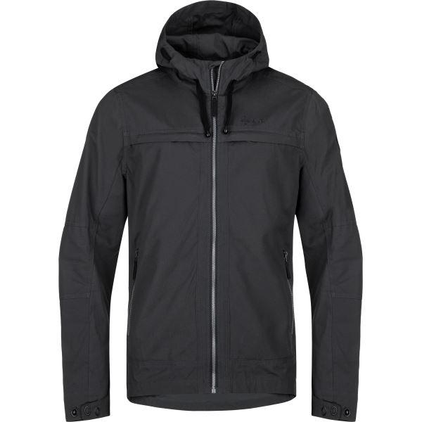 Pánská bunda KILPI KARONA-M tmavě šedá