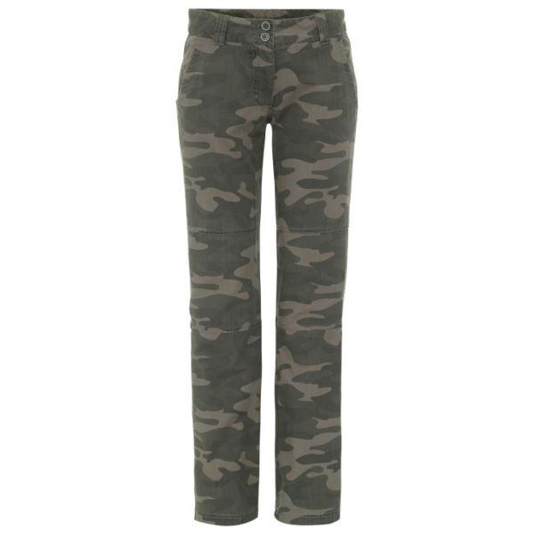 Dámské kalhoty BUSHMAN VALDIS tmavě šedá