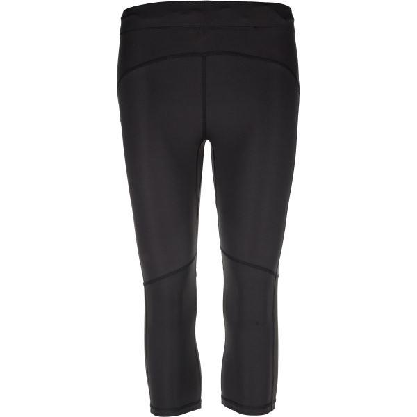 Dámské běžecké 3/4 kalhoty KILPI VIGA-W černá