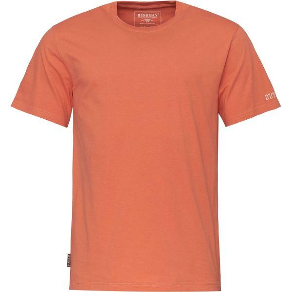 Pánské tričko BUSHMAN ARVIN oranžová