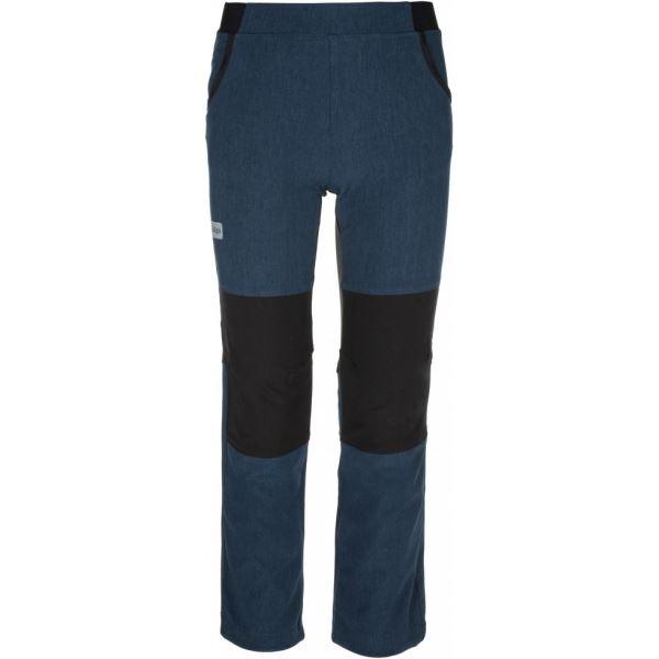 Dětské kalhoty KILPI KARIDO-JB tmavě modrá