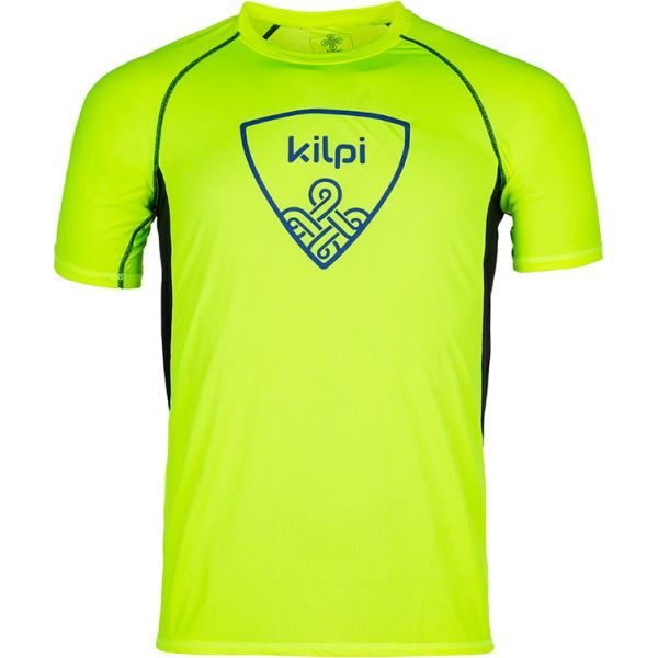 Pánské tričko KILPI LITYS-M žlutá (kolekce 2018)