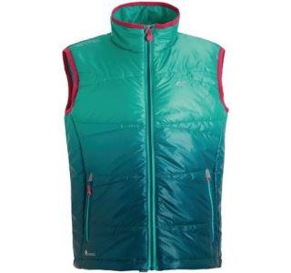 Dětská vesta Regatta ICEBOUND III zelená