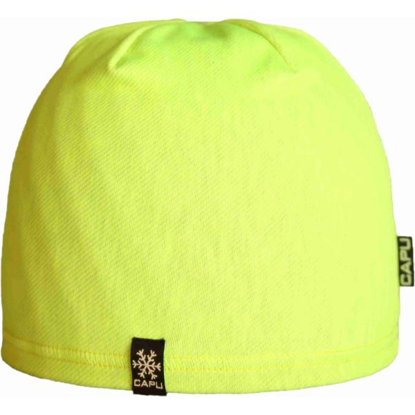 Dětská čepice CAPU 215 zelená