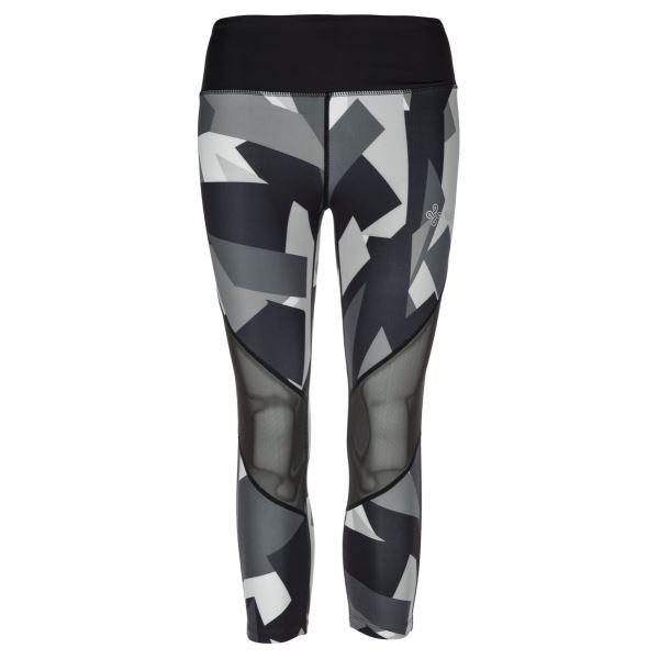 Dámské sportovní 3/4 kalhoty KILPI SOTILAS-W černá