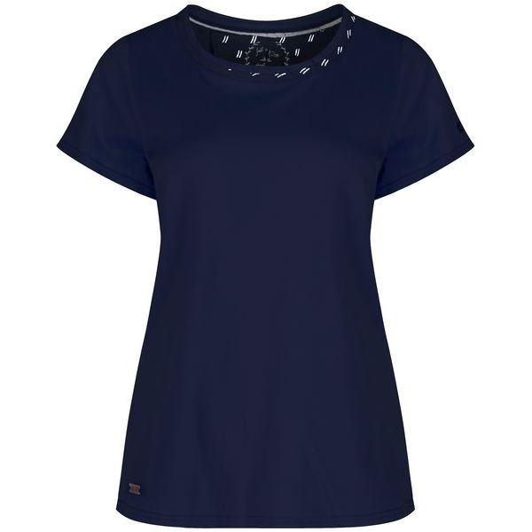 Dámské tričko Regatta ALEESHA tmavě modré