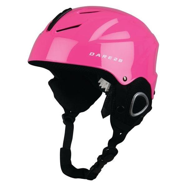 Dětská lyžařská helma Dare2b SCUDO růžová