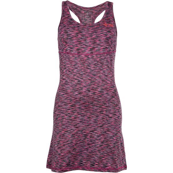 Dámské šaty KILPI SONORA-W růžová