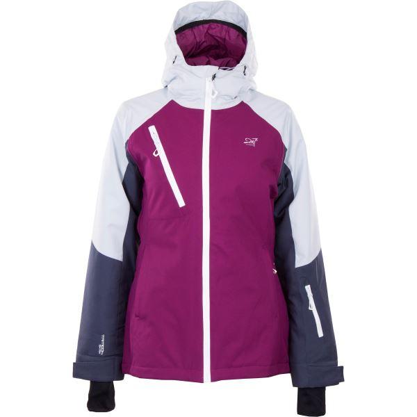 Dámská lyžařská bunda 2117 GRYTNÄS fialová