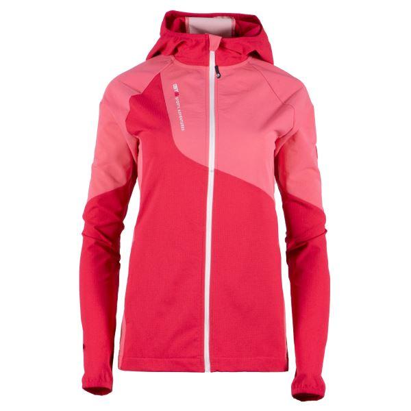 Dámská outdoorová bunda GTS 4039 růžová