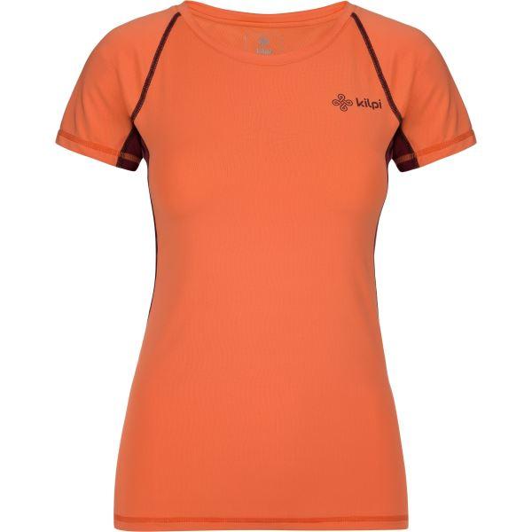 Dámské tričko KILPI RAINBOW-W oranžová