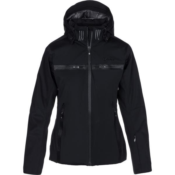 Dámská zimní lyžařská bunda KILPI HATTORI-W černá
