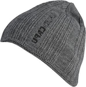 Pánská zimní čepice CAPU 4016 šedá