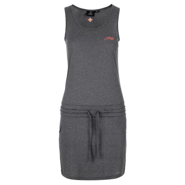 Dámské šaty KILPI MAZAMET-W tmavě šedá