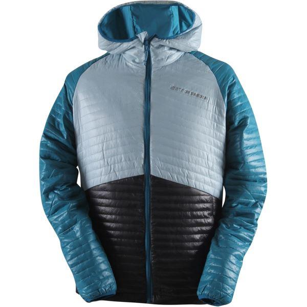 Pánská prošívaná bunda 2117 HYBO modrá