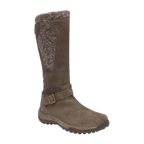 Dámské zimní boty Regatta Lady ARGYLE hnědá