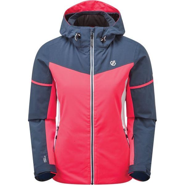 Dámská zimní bunda Dare2b ENCLAVE tmavě modrá/růžová