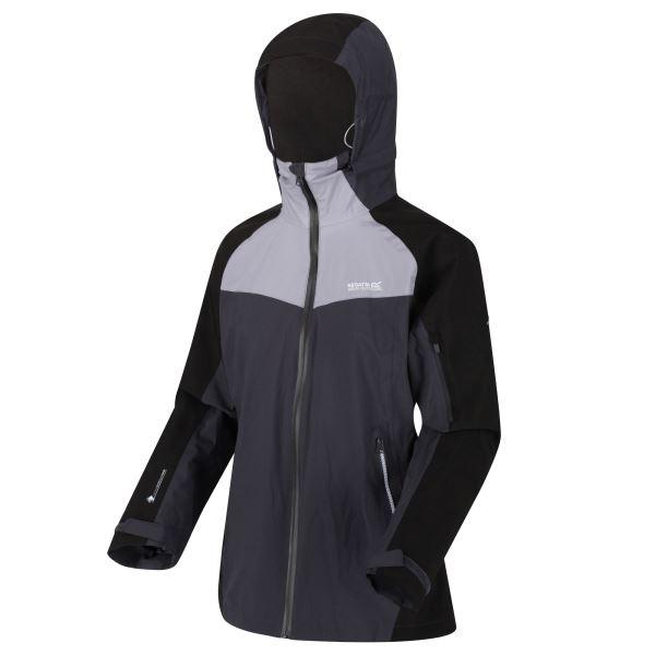 Dámská bunda Regatta OKLAHOMA V černá/šedá