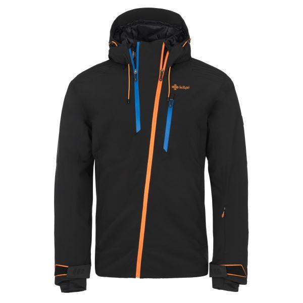 Pánská zimní lyžařská bunda KILPI THAL-M černá