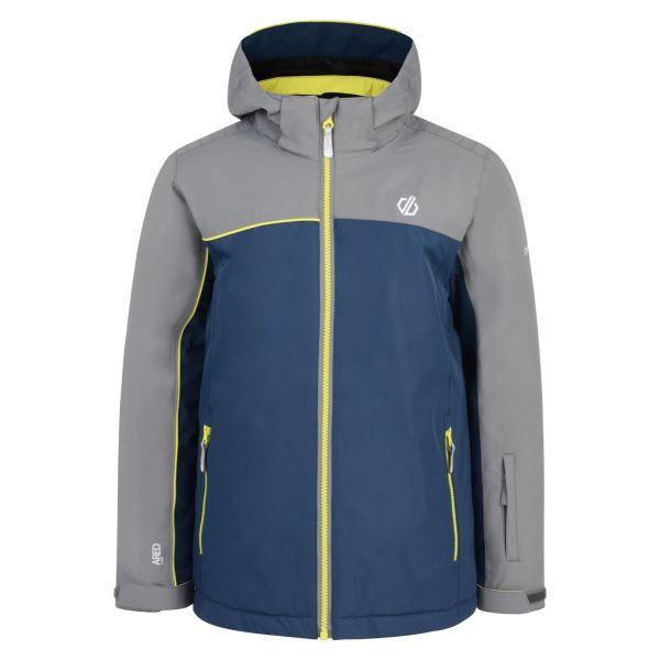 Dětská zimní bunda Dare2b LEGIT modrá/šedá