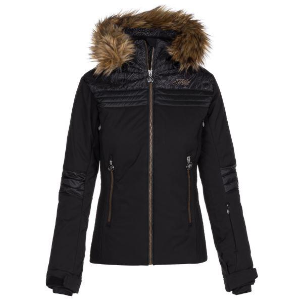 Dámská zimní lyžařská bunda KILPI HENESIE-W černá