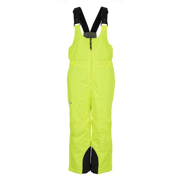 Dětské zimní lyžařské kalhoty KILPI DARYL-JB žlutá