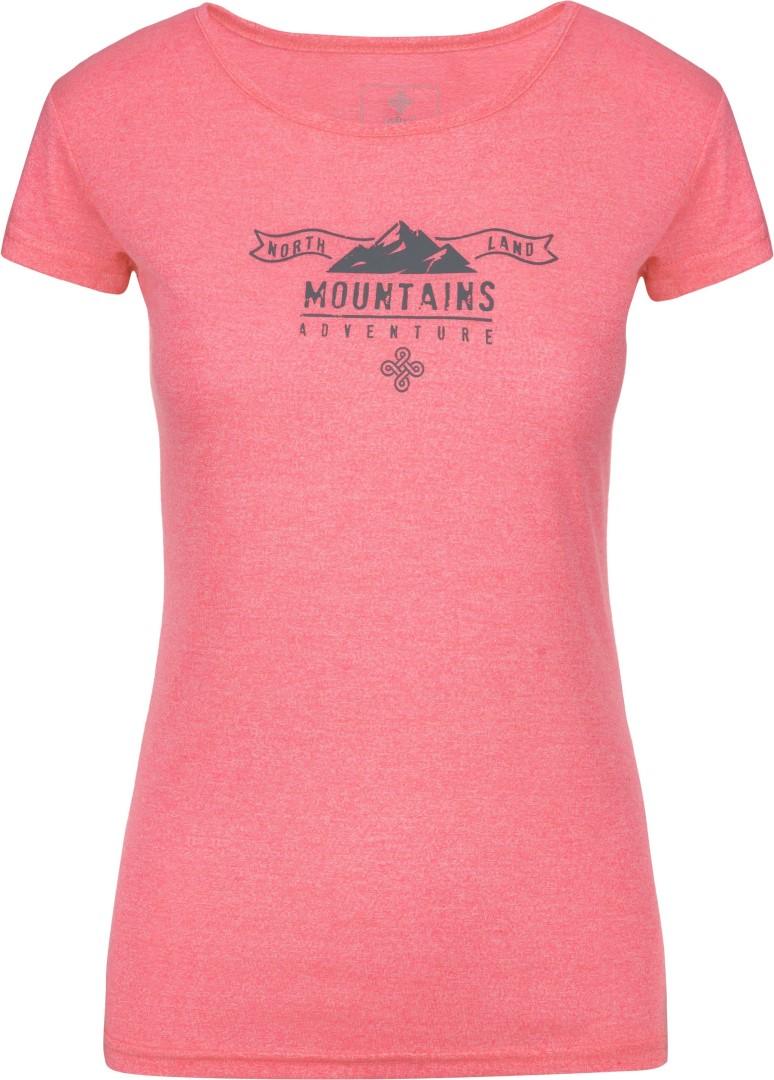 586e217731cf Dámské tričko KILPI GAROVE-W růžová 46