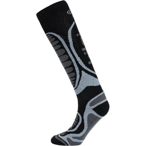Lyžařské ponožky KILPI ANXO-U černá