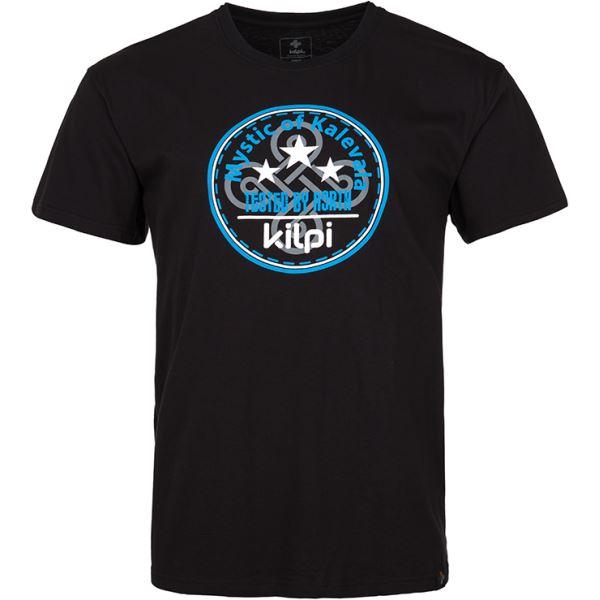 Pánské tričko KILPI MYSTIC-M černá