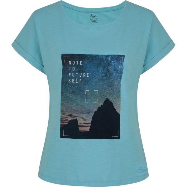Dámské tričko Dare2b LAIDBACK Tee modrá