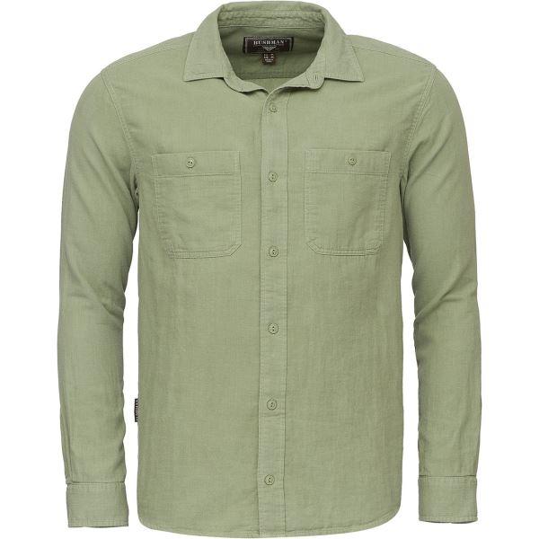 Pánská košile BUSHMAN SEADRIFT zelená