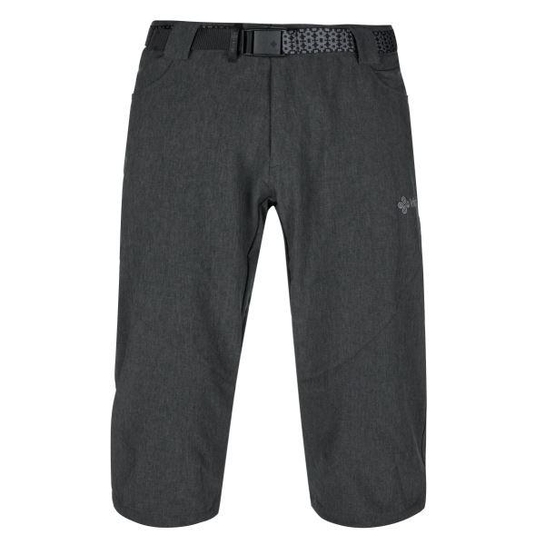 Pánské 3/4 kalhoty KILPI OTARA-M tmavě šedá