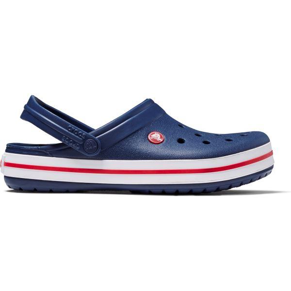 Unisex boty Crocs CROCBAND tmavě modrá