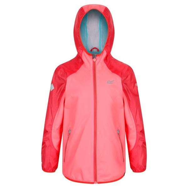 Dětská bunda Regatta TEEGA II růžová