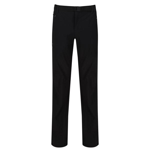 Pánské kalhoty Regatta XERT Str II Black černá